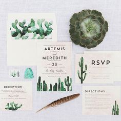 Palm Springs Wedding - A summer inspired fēte you're never to forget. Snap by @23Layers. Design by Cass Loh.
