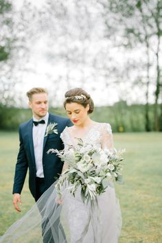 Elegant and Natural Fine Art Weddings Inspiration | Love My Dress® UK Wedding Blog