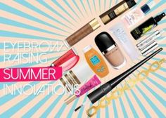 Eyebrow-raising summer beauty innovations by ANNA DE SOUZA on SheKnows:  Guinot's Post Sun Shower Gel - Gel Douche Soleil removes sunscreen and ultraviolet (UV) filters while neutralizing the harmful effects of saltwater and chlorine, which can wreak havoc on your skin, and your fake tan, too.