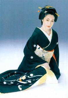 Mayumi Wakamura 若村麻由美 Japanese actress