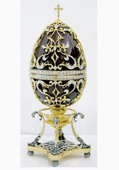 marjorie post faberge egg   Real Faberge Eggs