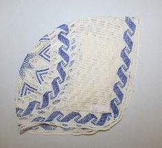 Object Name  Christening Cap  Date  early 19th century