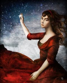 Anything can happen in a world that holds such beauty - Christian Schloe is a talented Chilean artist whose work includes digital art, painting, illustration, and photography. Creation Photo, Magic Realism, Art For Art Sake, Surreal Art, Female Art, Art Images, Fantasy Art, Fantasy Paintings, Cool Art