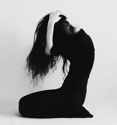 surrender | let go | darkness | depression | sadness | madness | black & white