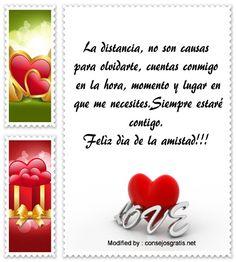 mensajes bonitos para el dia del amor y la amistad,descargar frases bonitas para el dia del amor y la amistad: http://www.consejosgratis.net/textos-cortos-de-amistad/