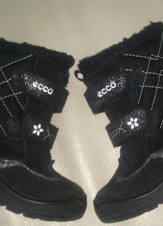 Kup mój przedmiot na #vintedpl http://www.vinted.pl/odziez-dziecieca/dziewczynki-buty/10228710-skorzane-zimowe-buciki-ecco-z-gore-tex