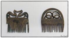 Viking age combs / Denmark