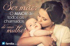 Ao ter um bebê, a mulher faz uma escolha e deve lembrar-se de que a partir de então sua vida tomará um rumo diferente de quando era apenas uma mulher....