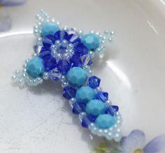 Free patterns for stitching beaded jewelry | AllFreeJewelryMaking.com