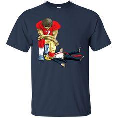 Colin Kaepernick T shirts Kneel Trump Hoodies Sweatshirts