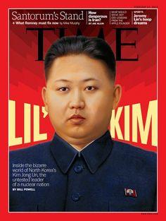 북한의 김정은 노동당 제1비서가 미국 시사주간지 타임이 실시한'올해의 인물'에서 독자투표 1위를 차지했다.