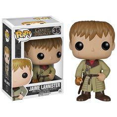 Game of Thrones Pop! Vinyl Figure Jaime Lannister with Golden Hand