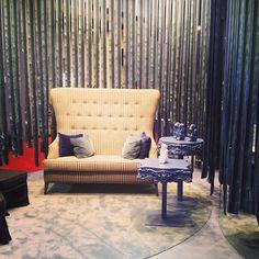 Booth Encantador!! Super bacana para bares e afins.... #bares#booth#requinte#devant#amamos#lounge#design