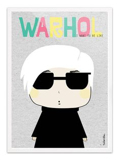 harddecore.cz I WANT TO BE LIKE... WARHOL