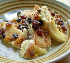 Microwave Bread And Butter Pudding Recipe - Food.com