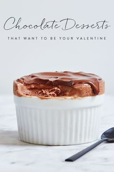Chocolate Desserts That Want To Be Your Valentine via @PureWow