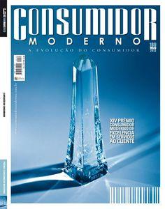 Edição 180 - XIV Prêmio Consumidor Moderno de Excelência de serviços ao cliente.