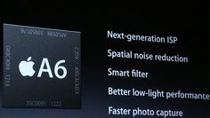 All About New Apple iPhone 5: iPhone 5 new image processor A6