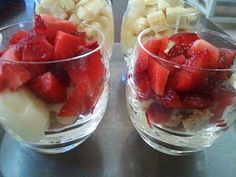 Fruits Verrines