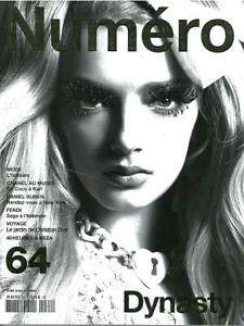 Nùmero Magazine - June 2005 #fashion #magazine #highfashion #dynasty