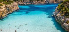 Playas paradisiacas en Mallorca