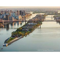 Roosevelt island. NYC