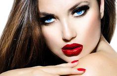 Maquillaje De Ojos Ahumados CentralMODA.COM