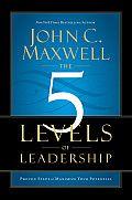 5 Levels of Leadership