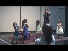 The Owl and the Pussycat poem by Edward Lear in Storytime Yoga® for Kids at the Boulder Public Library with Sydney Solis