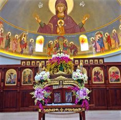 Epitaphios - Holy Friday Pascha is slowly approaching