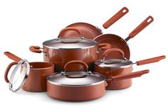 Nonstick pots and pan review by Good Housekeeping.