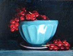 Punch Bowls, Original Art, Paintings, The Originals, Fruit, Tableware, Dinnerware, The Fruit, Dishes