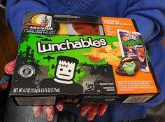 Halloween Lunchables kids snack halloween halloween pictures happy halloween halloween food lunchables