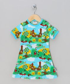Take a look at this Kingdom Dress - Infant, Toddler & Girls by Liandlo on #zulily today!