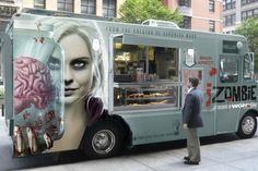 Brrraaainnss! The CW Cooks Up a Tasty Marketing Stunt for 'iZombie'