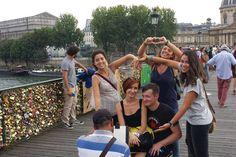 Any locker left on Pont des Arts? ;)