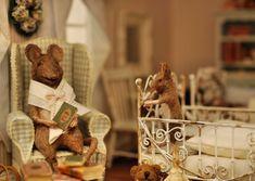 The Minimice: baby mice