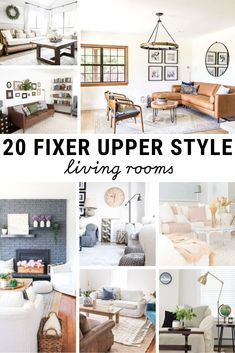 Fixer Upper Style Living Room Fresh 20 Beautiful Farmhouse Living Rooms the Sweetest Digs Living Room Sets, Living Room Chairs, Rugs In Living Room, Living Room Decor, Room Rugs, Bedroom Decor, Lancaster, Farmhouse Light Fixtures, Farmhouse Lighting