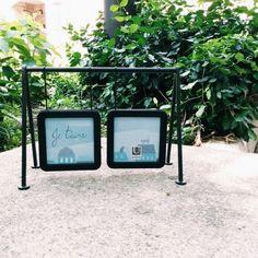 f78079519ba Porta-Retrato diferente de balança! Para deixar moderno qualquer ambiente ♥  www.azzurium.com.br. Azzurium Decorações