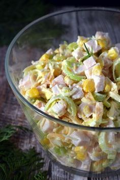 Pin by Dotti on Cooking Vegetarian Pasta Recipes, Salad Recipes, Cooking Recipes, Healthy Recipes, Appetizer Salads, Snacks Für Party, Baked Chicken Recipes, No Cook Meals, Food Inspiration