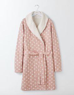 Cosy Jersey Dressing Gown