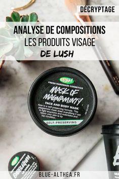 On parle compositions avec les produits de chez Lush. On va analyser ensemble les compositions de leurs produits cheveux afin de savoir ce qui se cache derrière ce marketing « naturel et homemade ». #lush