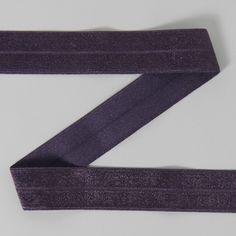 Elastická lemovka 867 (20)  - Polyamid - Elastan - barva lilku Belt, Accessories, Fashion, Belts, Moda, Fashion Styles, Fasion, Ornament