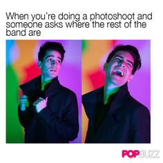 The sad truth of Panic! At the Disco