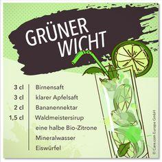 Rezepte für sommerliche Kindercocktails - magazin.betreut.de