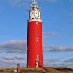 Leuchtturm Insel Texel, Niederlande, Nordsee