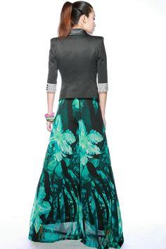 dressy culottes for women   4XL plus size 2012 autumn summer fashion high waist wide leg printed ...