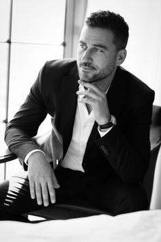 Mens Fashion Editorials / Bryn Mooser (Entrepreneur / RYOT News) for The LANE Man + Cartier Drive