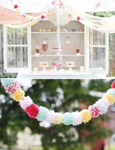 Sprinkled With Love - great ideas for a theme for a Baby Shower