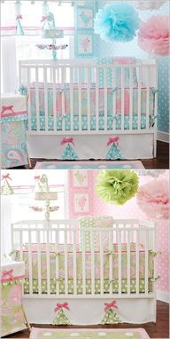 Decorate Your Darling Babys Nursery with Pom Poms!